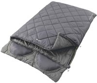 Outwell Contour Lux Double Sleeping Bag 2015