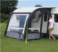 Kampa Rally AIR Pro 200 Awning 2015 Series 2