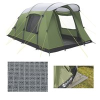Outwell Clipper M Tent Package Deal 2015