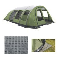 Outwell Corvette XL Tent Package Deal 2015