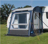 Kampa Rally All Season 200 Caravan Awning 2015