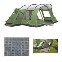 Outwell Montana 6E Tent Package Deal 2015