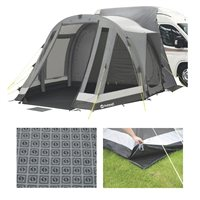Outwell San Diego Freeway Tall Awning Package Deal 2015