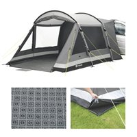 Outwell Santa Monica Highway Awning Package Deal 2015