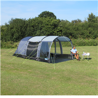 Kampa Hayling 4 Tent 2016 Series 3