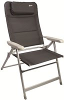 Kampa Luxury Plus High Back Reclining Chair Tuscany Range 2015