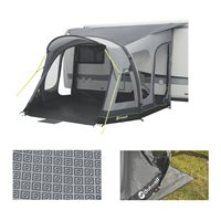 Outwell Pacific Coast Awning Package Deal 2015