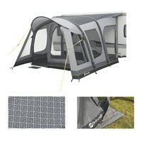 Outwell Venice Coast Awning Package Deal 2015