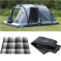 Kampa Oxwich 5 AIR Tent 2016 Package Deal