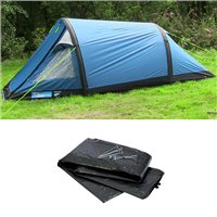 Kampa Lizard 2 Air Tent Package Deal 2016