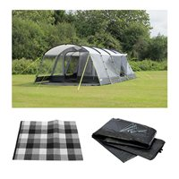 Kampa Croyde 6 Tent Package Deal 2018