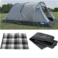 Kampa Oxwich 6 Tent 2016 Package Deal