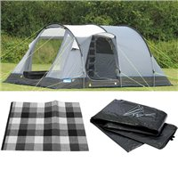 Kampa Oxwich 5 Tent 2016 Package Deal