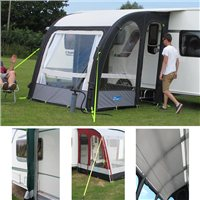 Kampa Rally 200 Air Pro Package Deal 2015 Series 2