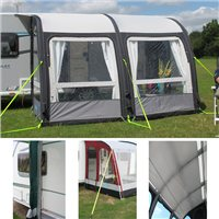Kampa Rally Air Pro 330 Package Deal 2015 Series 2