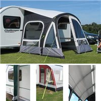 Kampa Fiesta Air Pro 280 Package Deal 2015