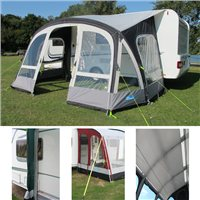 Kampa Fiesta 420 Air Pro Package Deal 2015