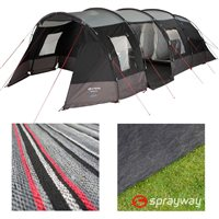 Sprayway Meadow 5+2 Tent Package Deal