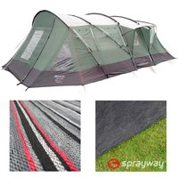 Sprayway Rift XL Deluxe Tent Package Deal