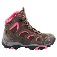Jack Wolfskin Girls Mountain Attack Mid Texapore Boots