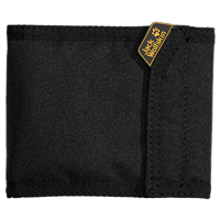 Jack Wolfskin Coin And Credit Wallet  (Option: Black)