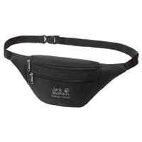 Jack Wolfskin Hokus Pokus Belt Bag  (Option: Black)
