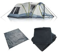 Zempire Aerodome 2 Inflatable Air Tent Package Deal