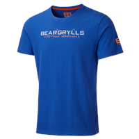 Bear Grylls by Craghoppers Moutain Range Mens T-Shirt