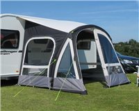 Kampa Fiesta AIR Pro 280 Inflatable Caravan Awning 2016