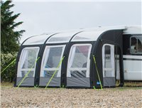 Kampa Motor Rally AIR Pro 390 Awning 2016