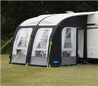 Kampa Rally AIR Pro 260 Awning 2016