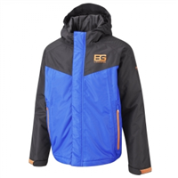 Bear Grylls by Craghoppers Kids Core Insulated Waterproof Jacket