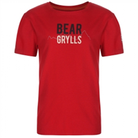 Bear Grylls by Craghoppers Kids 1974 T-Shirt
