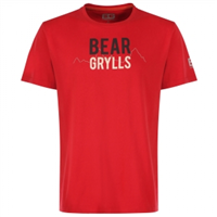 Bear Grylls by Craghoppers Mens 1974 T shirt