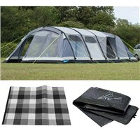 Kampa Studland 8 AIR Tent 2016 Package Deal