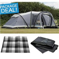 Kampa Daymer 8 AIR Tent 2016 Package Deal