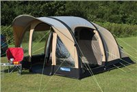 Kampa Brean 4 Classic Polycotton AIR Tent 2016