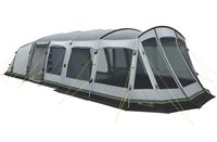 Outwell Cruiser 6AC and Montana 6AC Awning 2016