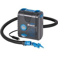 Kampa Breeze 12V Two Stage High Pressure Pump 2016