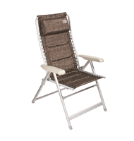 Kampa Lounge High Back Reclining Chair Verona Range