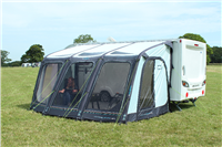 Outdoor Revolution Oxygen Compact Airlite 420 Caravan Awning  2016