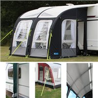 Kampa Rally AIR Pro 260 Awning Package Deal 2016