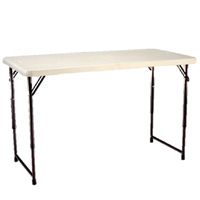 Outdoor Revolution Lifetime Fold in Half Table