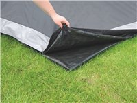 Easy Camp Palmdale 600A Footprint Groundsheet 2017