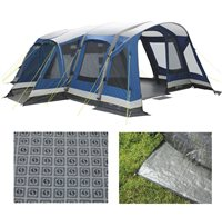 Outwell Hornet 6SA Air Tent Package Deal 2016