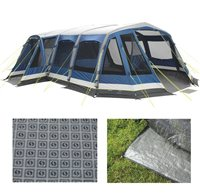 Outwell Vermont 7SA Air Tent Package Deal 2016