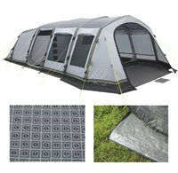 Outwell Corvette 7AC Air Tent Package Deal 2016