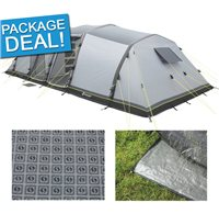 Outwell Concorde 10AC Air Tent Package Deal 2016