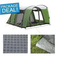 Outwell Flagstaff 5A Air Tent Package Deal 2016