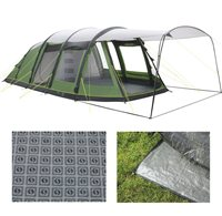 Outwell Roswell 6A Air Tent Package Deal 2016